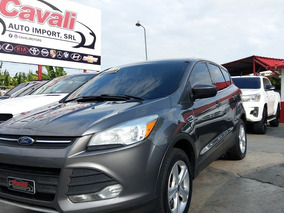 Ford Escape Se Ecoboost Awd Gris 2013
