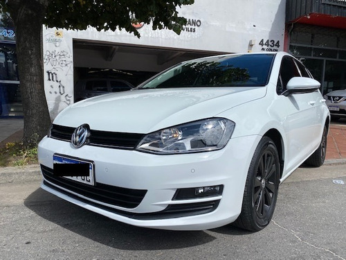Volkswagen Golf 1.4 Tsi Dsg 2017 Bluemotion 44.000 Kms Impec