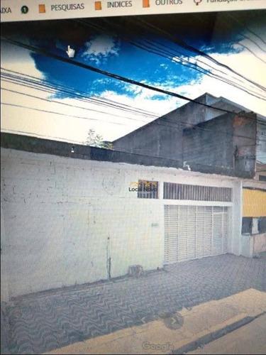Salão Para Alugar, 260 M² Por R$ 6.000/mês - Jardim Bom Clima - Guarulhos/sp - Sl0038