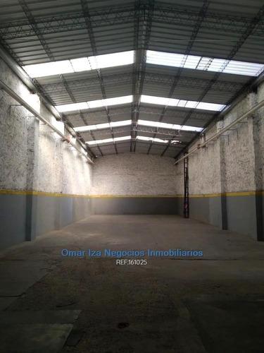 Alquiler Local Comercial Galpon Deposito Industrial Garaje
