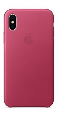 Forro Apple De Cuero iPhone X - Xs