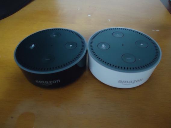 Echo Dot Amazon Alexa 2ª Geração - Vitrine - Em Estoque Pg