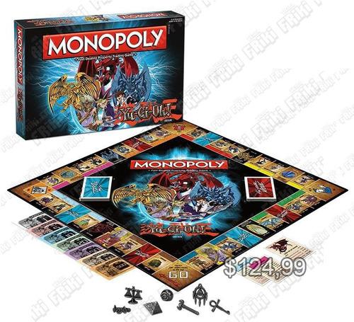 Monopoly Anime Yu-gi-oh (tienda Friki)