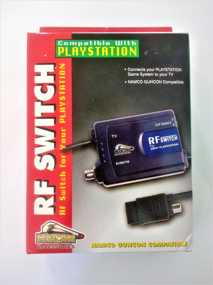Rf Switch Para Playstation