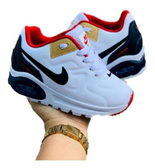Tenis Para Niños Lindas Zapatillas Nike Infantil Promoción