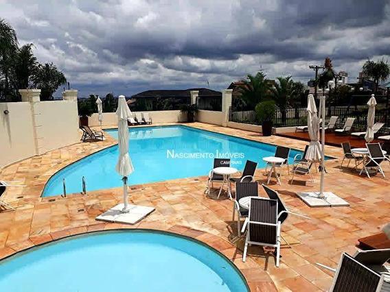 Apartamento Com 3 Dormitórios À Venda, 95 M² Por R$ 668.000,00 - Mansões Santo Antônio - Campinas/sp - Ap0420