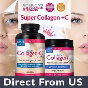 Neocell Collageno C Plus 250 Caps Nuevo!! Cuidado De La Piel