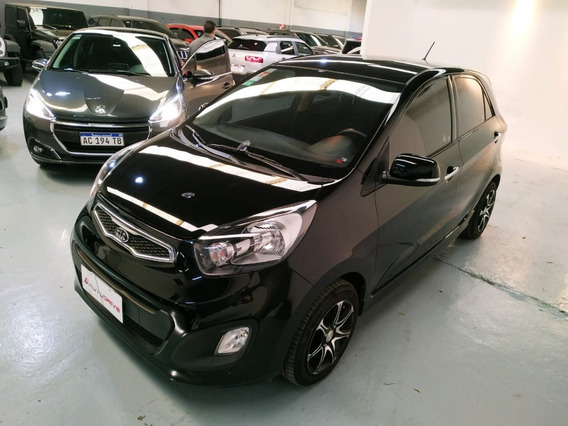 Kia Picanto Ex At 2013