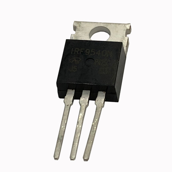 Irf9540 Transistor Mosfet Canal P 19a 100v 150w To-220 X10 U