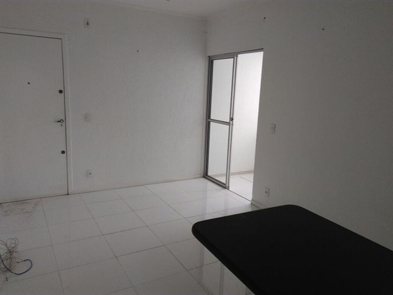 Apartamento Em Pagani, Palhoça/sc De 59m² 2 Quartos À Venda Por R$ 165.000,00 - Ap323595