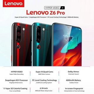 Lenovo Z6 Pro 12gb Ram 512gb Sob Encomenda