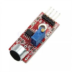 Módulo Detector Sensor De Som Palmas Ky-037 Arduino Pic