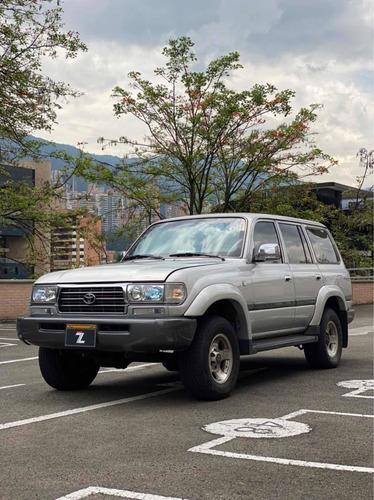 Toyota Burbuja Autana  Lx 4.5 Blin 2+