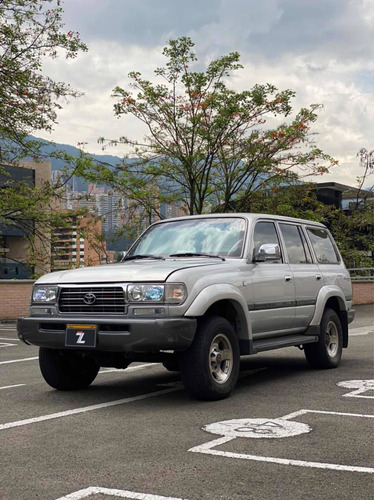 Toyota Burbuja Autana  Lx 4.5
