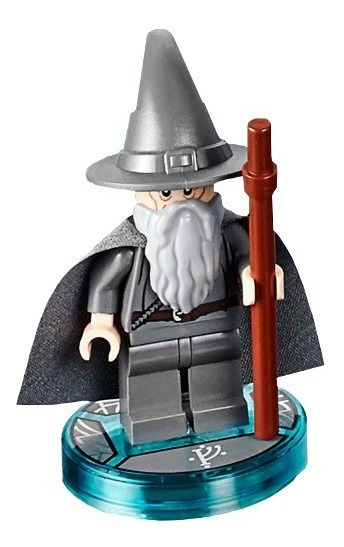 Gandalf Lego Dimensions - Ps4 - Ps3 - Xbox 360 - Wiiu - Novo