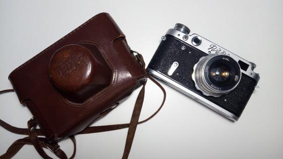 Câmera Rangefinder Russa Fed 2
