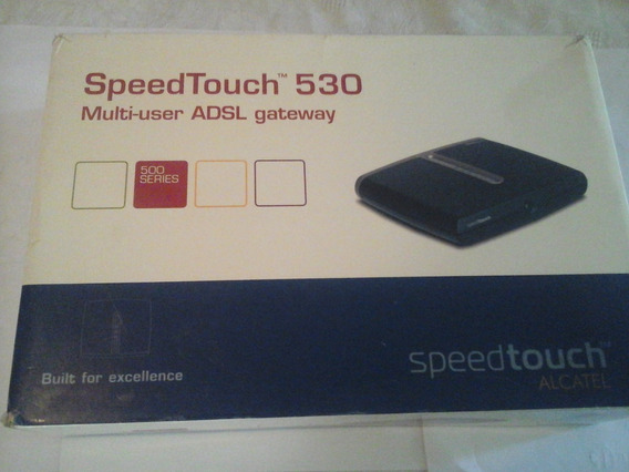 Modem Speedtouch 350 Para Conexión A Internet
