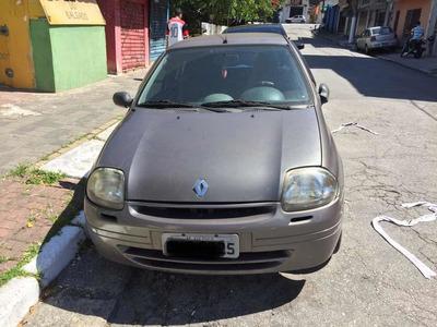 Renault Clio 2001 1.0 16v Rn 5p