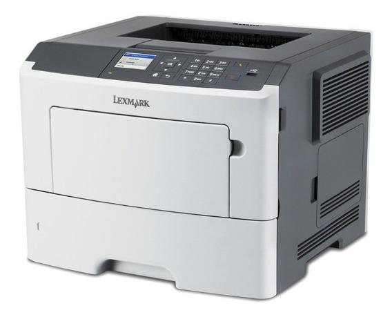Impresora Laser Lexmark Ms610 Duplex Monocromática Cuotas