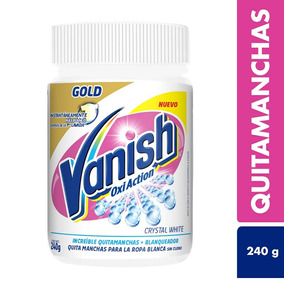 Vanish Oxiaction Crystal White Polvo 240 Gr Quitamanchas