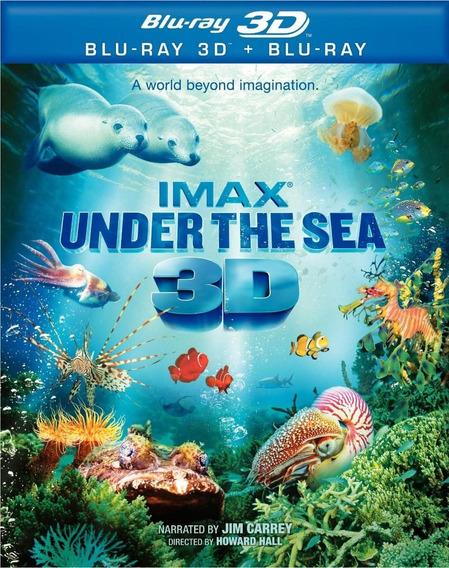 Imax - Under The Sea - Blu-ray 3d + Blu-ray