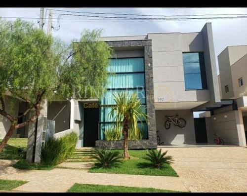Imagem 1 de 6 de Casa De Condomínio Em Ribeirão Preto - Sp - Ca0166_rncr