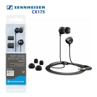 Sennheiser Cx175 In-ear Phones Auriculares Hi-fi Dynamic Sp