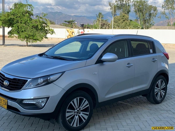 Kia Sportage New Sportage Revolution Summa