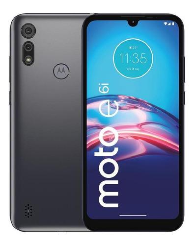 Celular Motorola Moto E6 I 32gb Gris