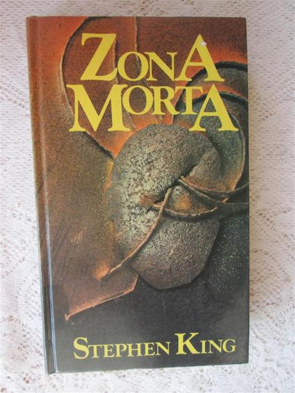 Zona Morta - Stephen King - Capa Dura