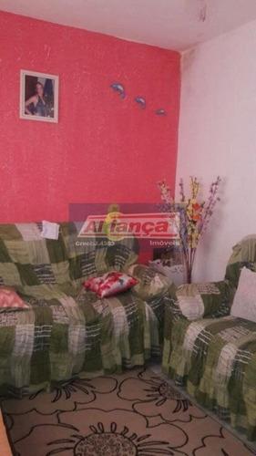 Casa Residencial À Venda, Vila Maricy, Guarulhos - Ca0123. - Ai746