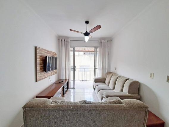 Apartamento Em Jardim Três Marias, Guarujá/sp De 70m² 2 Quartos À Venda Por R$ 260.000,00 - Ap360111