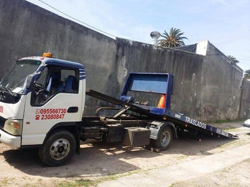 Camion Jac 1042 Año 2012 Al  Dia Dado De Baja En  Bps