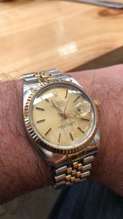 Rolex Datejust 3035 Zafiro