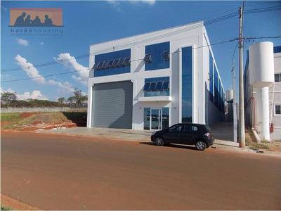 Galpão Industrial Para Locação, Loteamento Industrial Veccon Zeta, Sumaré. - Ga0001