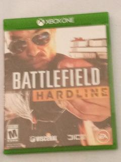 Battlefield Hardline Xbox One Fisico Usado