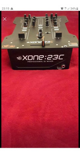 Mixer Allen Heath Xone 23c