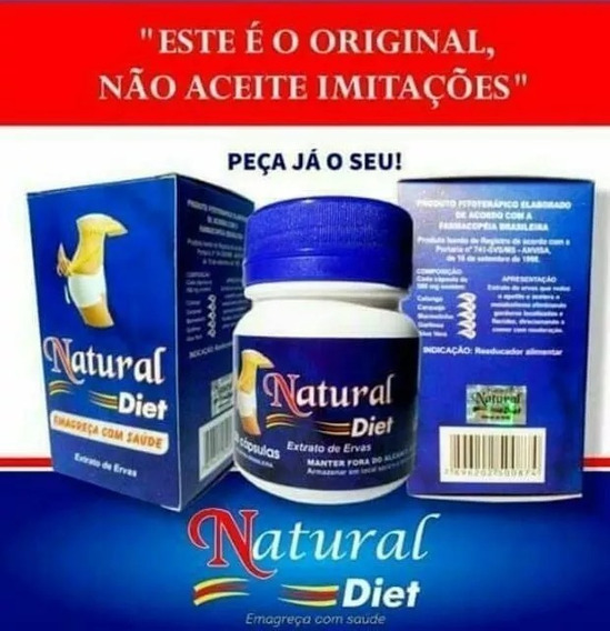 Original Natural Diet , Reeducador Com Ivanessa