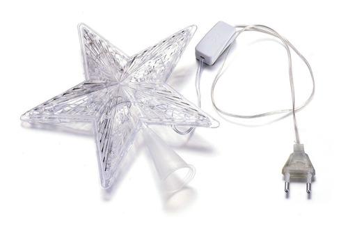Estrella Con Luz De Navidad Original-tutti