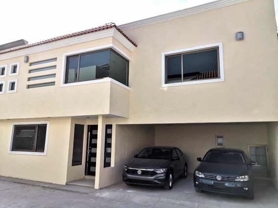 Casa Nueva En Toluca Cacalomacan