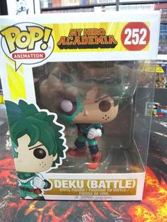 Funko Pop! Deku (battle) #252