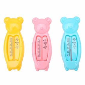 Termômetro Para Banheira Ursinho Diversas Cores