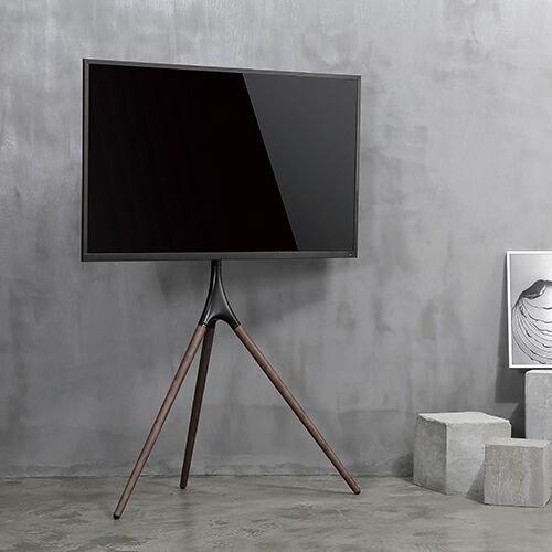 Tripé Para Tv Rack Studio Pedestal 39 A 55 Fs12-46f Elg