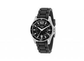 Relógio Fossil Quartz Silver-tone Am4264 10atm Unissex