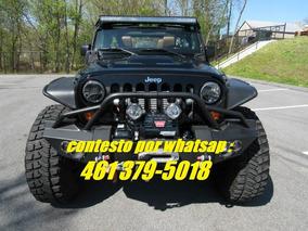 Jeep Wrangler Rubicon 4x4 At 2012