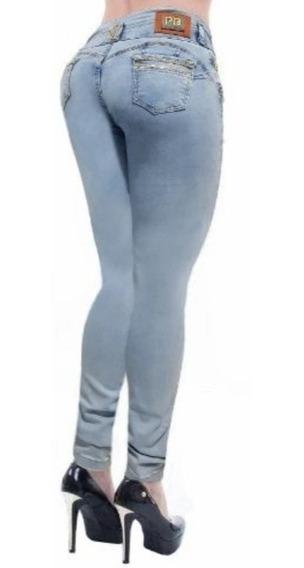 Calça Jeans Feminina Pitbull Pit Bull Levanta Bumbum Oferta