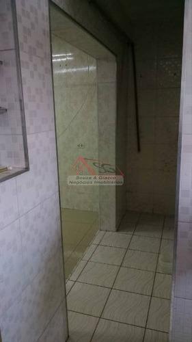 Imagem 1 de 30 de Otimo Sobrado Para Venda - Jardim Orly - Id 867 - 867