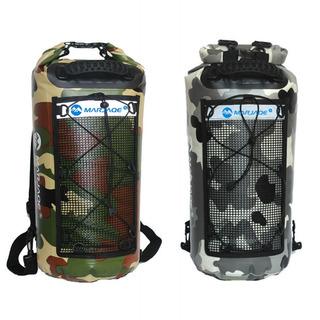 Bolsa Bag Impermeable 25 Lt Moto Camping Rio Aventura Kayak