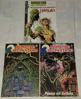 Hq Monstro Do Pântano Celestial Profano 1 + Mp (1990) 9 10