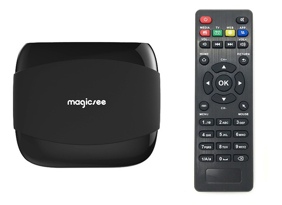Magicsee N4 Amlogic S905x 1 Gb Ram 8gb Rom Tv Box